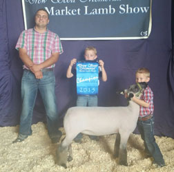 Iowa Sheep Show Results