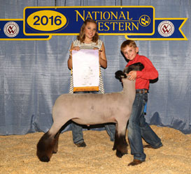 National Western Stock Show Results